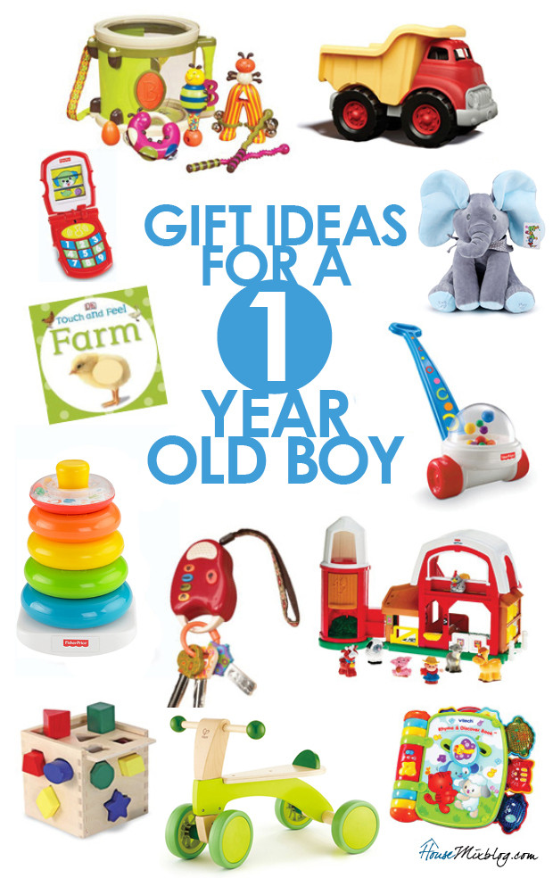 Toddler Gift Ideas For Boys  Toys for 1 year old boy