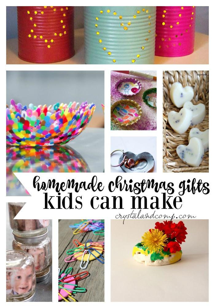 Toddler Made Christmas Gifts  25 Homemade Christmas Gifts Kids Can Make