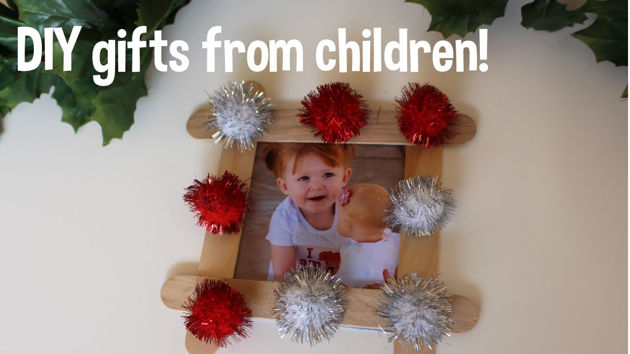 Toddler Made Christmas Gifts  DIY Christmas ts from your children Toddler friendly