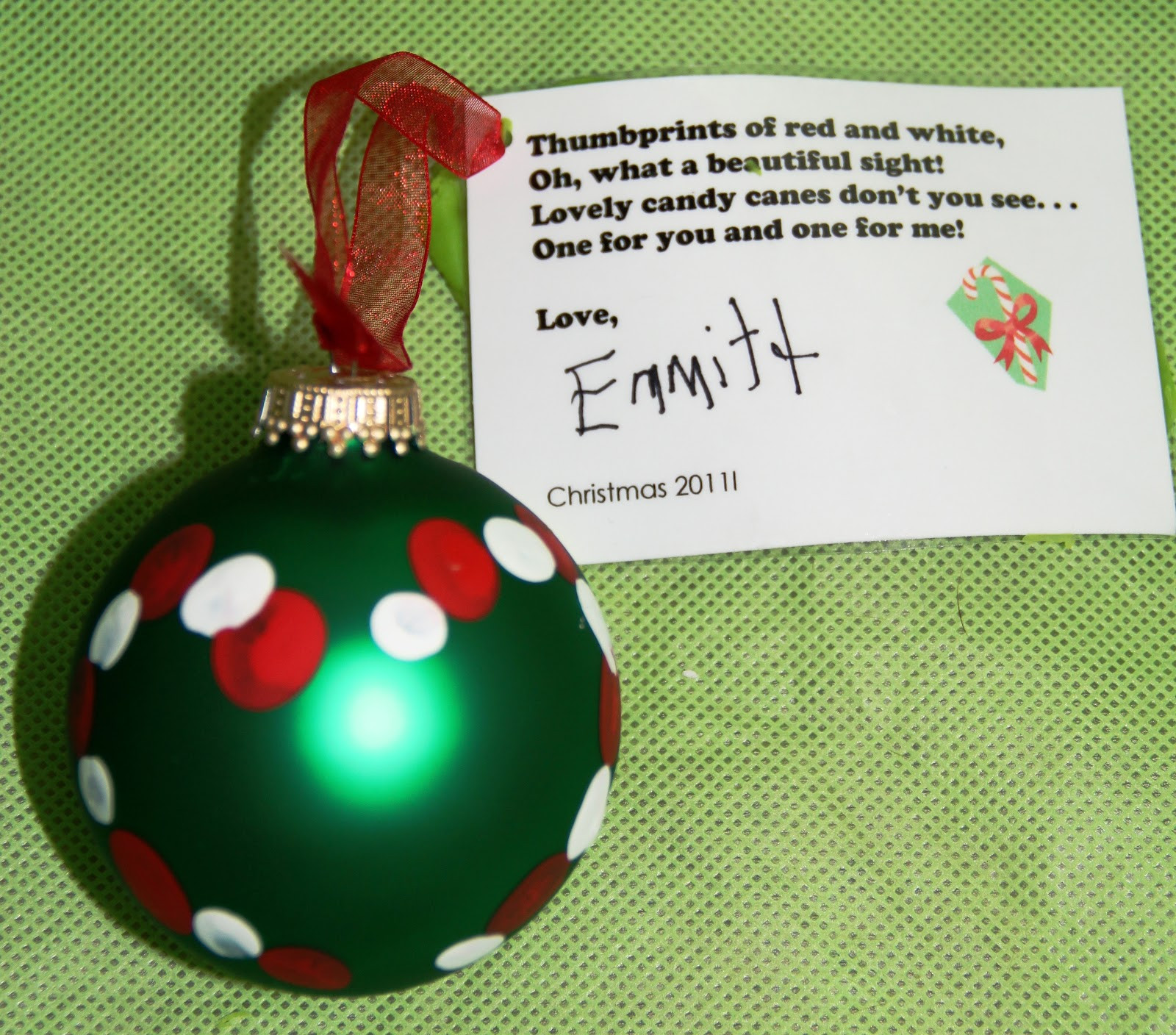 Toddler Made Christmas Gifts  Considerate Classroom Early Childhood Special Education