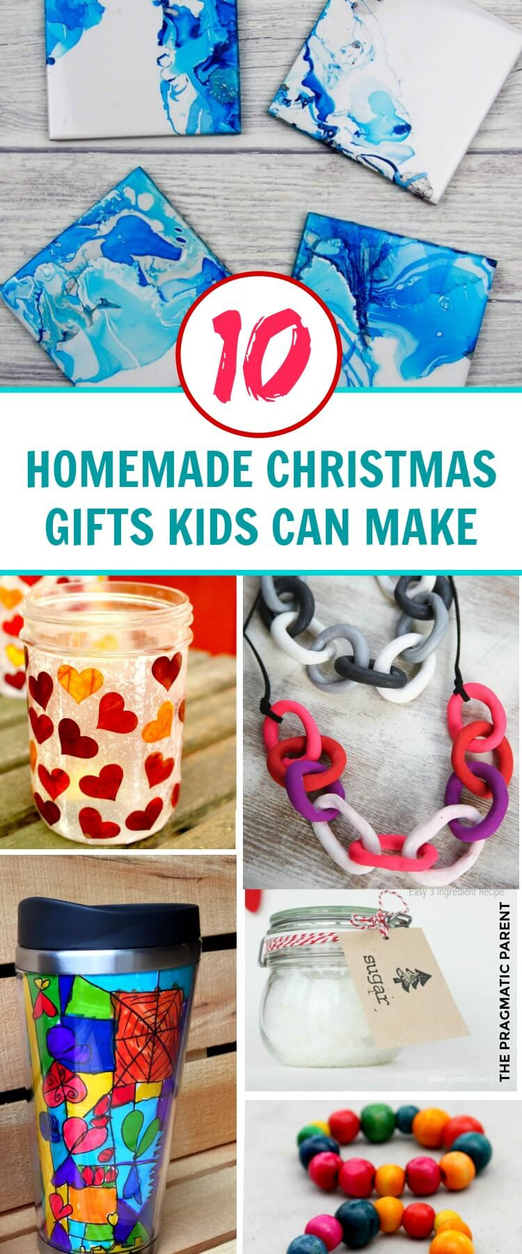 Toddler Made Christmas Gifts  10 Beautiful Homemade Christmas Gifts Kids Can Make This 2020