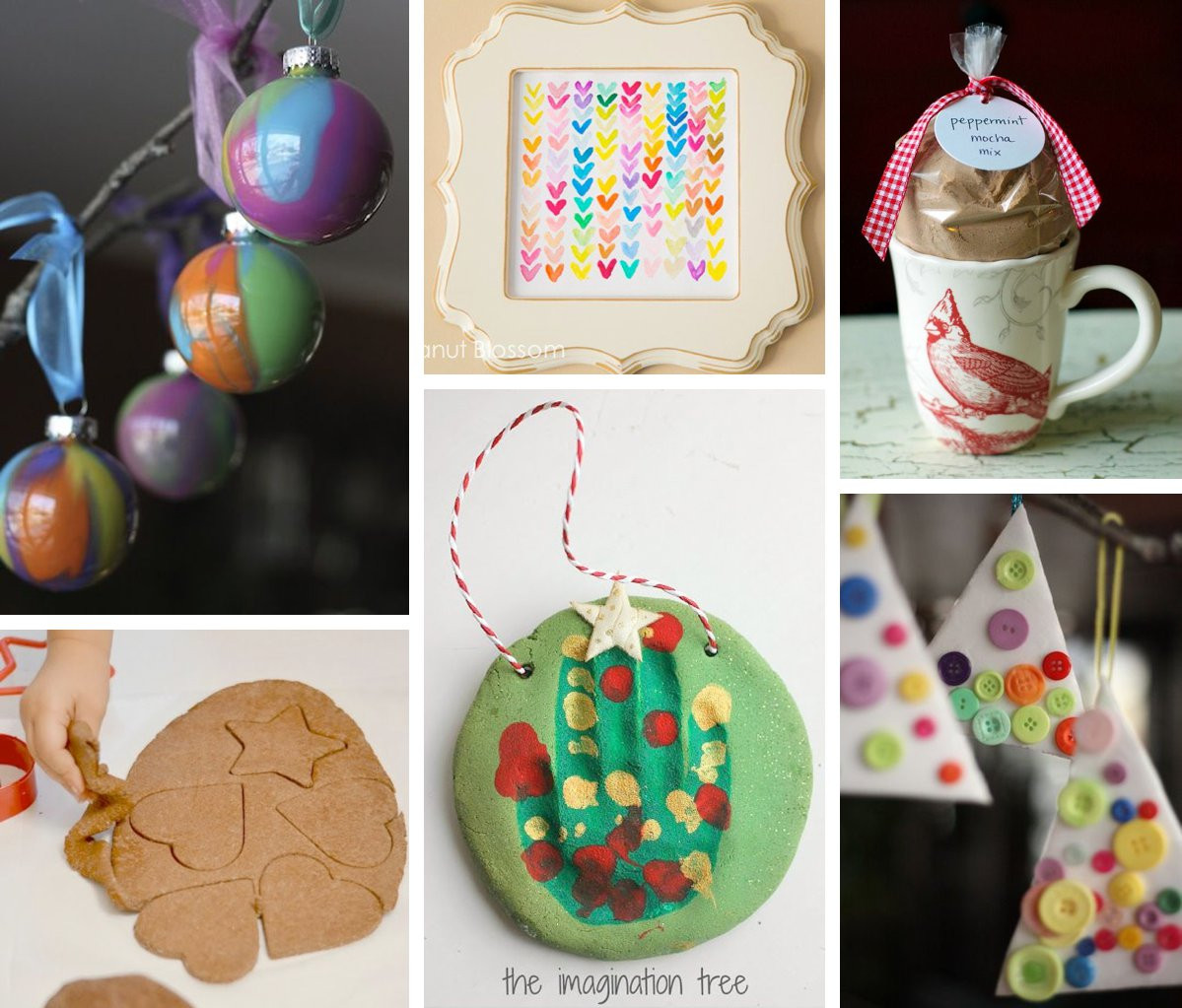 Toddler Made Christmas Gifts  10 DIY Holiday Gifts Kids Can Help Make