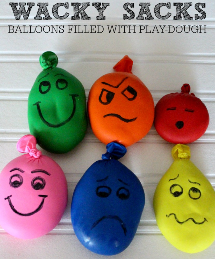 Toddlers Craft Projects  14 Kids Craft Ideas You Can Make With Balloons Creators