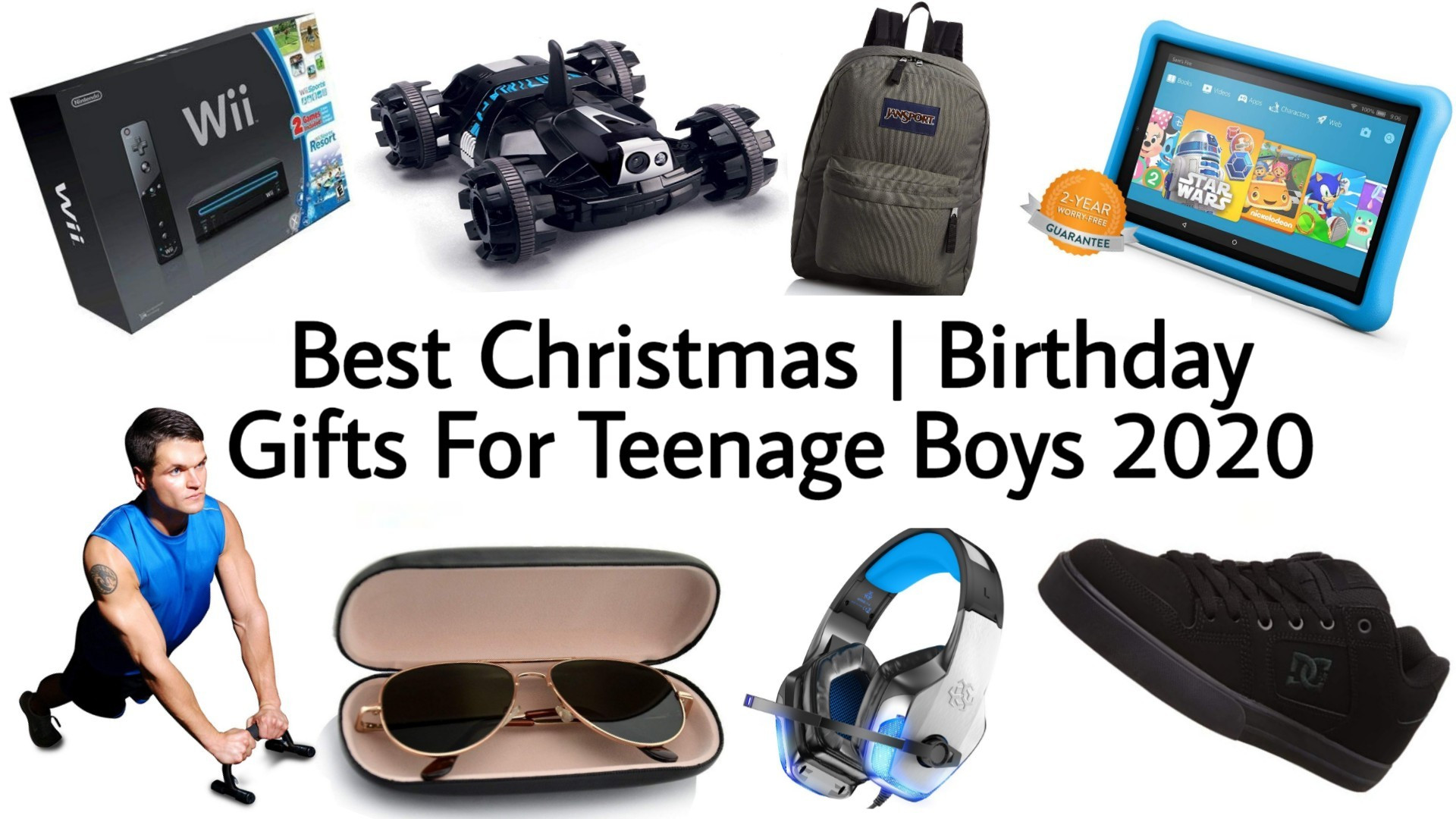 Top Christmas Gift Ideas 2020  Best Christmas Gifts for Teenage Boys 2020