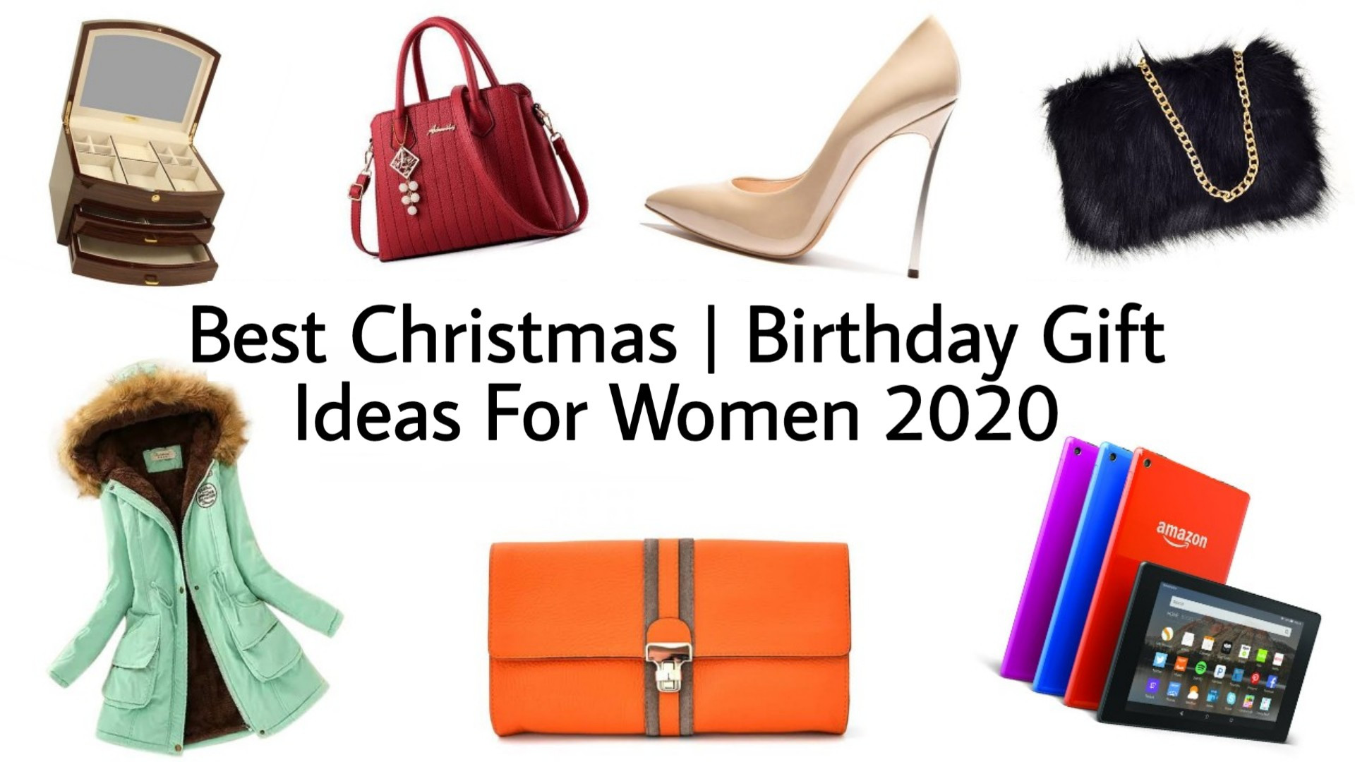Top Christmas Gift Ideas 2020  Best Christmas Gifts for Women 2020