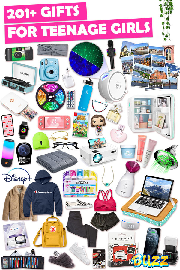 Top Christmas Gift Ideas 2020  Gifts for Teenage Girls [Best Gift Ideas for 2020]