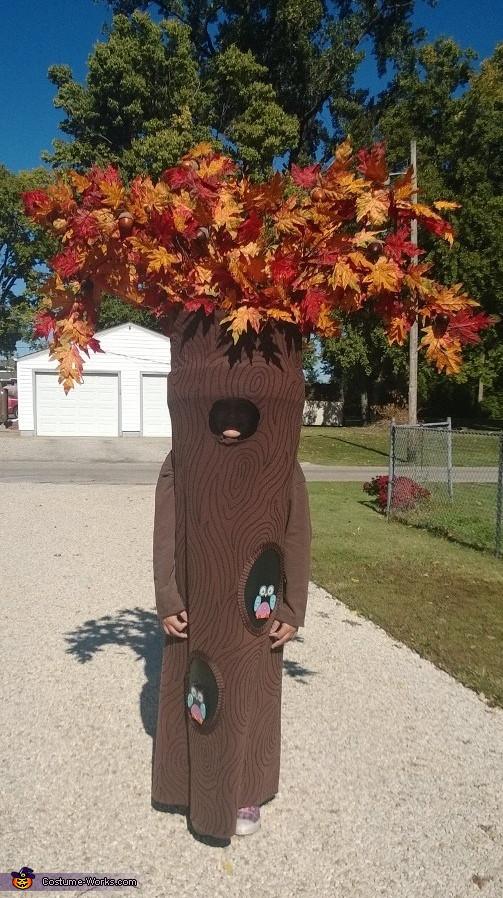 Tree Costumes DIY  DIY Tree Costume