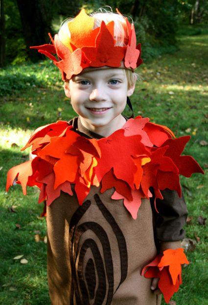 Tree Costumes DIY  Homemade Tree Costumes