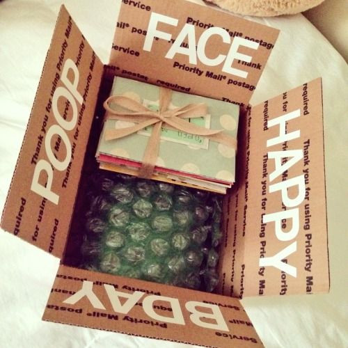 Tumblr Gift Ideas For Best Friend  open when Tumblr