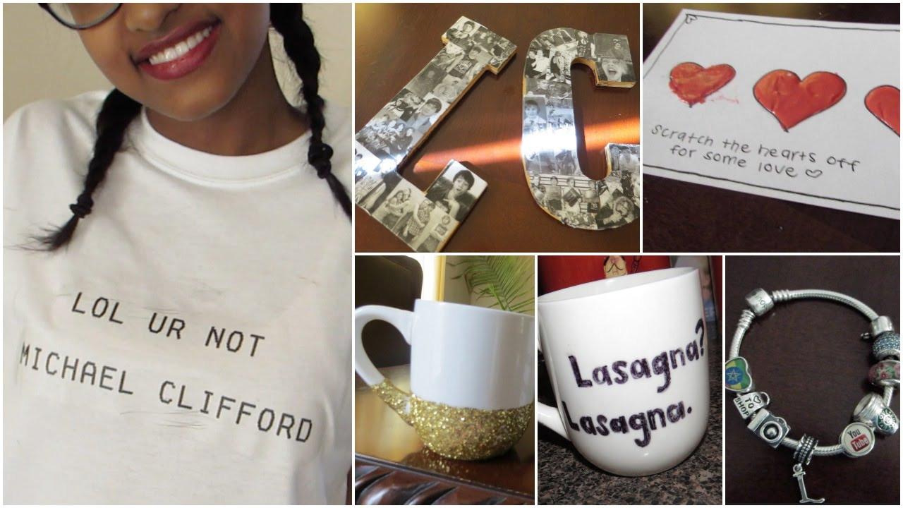 Tumblr Gift Ideas For Best Friend  Cute & Easy DIY Tumblr Inspired Gift Ideas