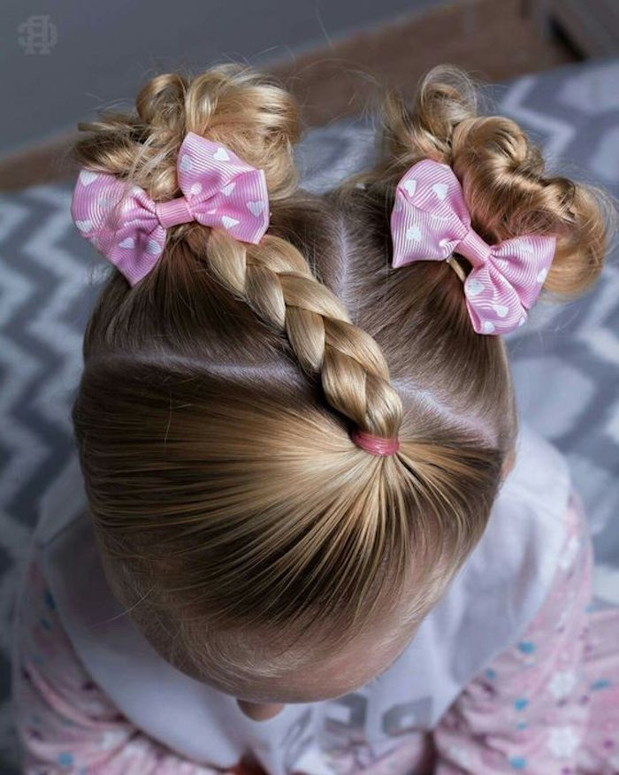 Two Little Girls Hairstyles  1001 Ideas for Adorable Hairstyles for Little Girls