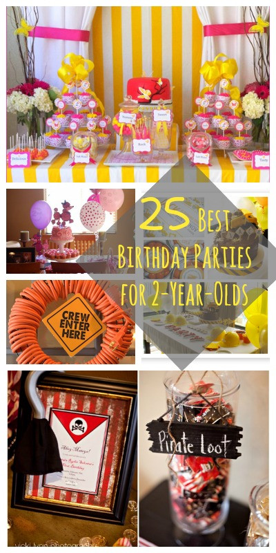 Two Years Old Birthday Party Ideas  Remodelaholic