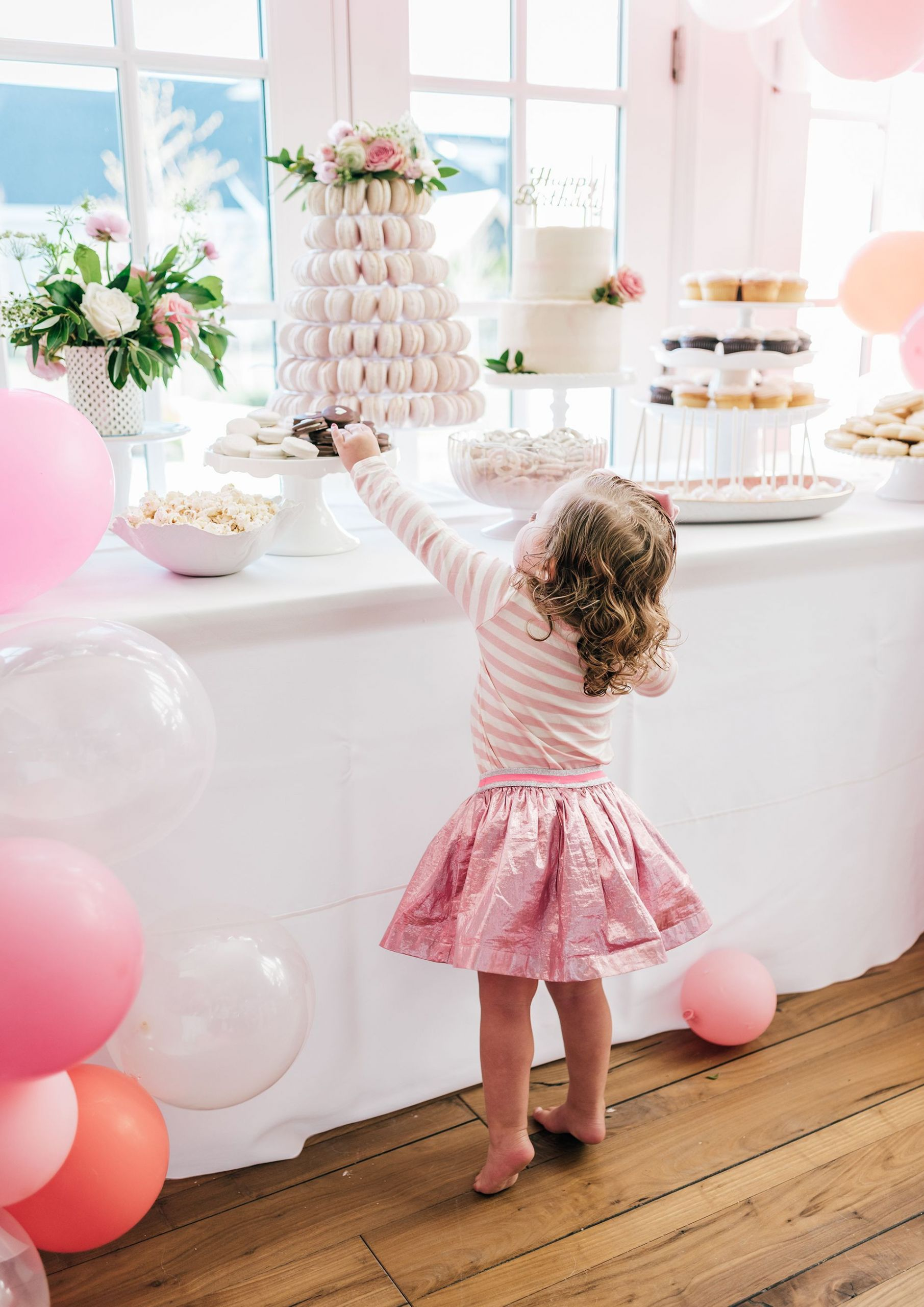 Two Years Old Birthday Party Ideas  We re So Jealous This Two Year Old s Birthday Party