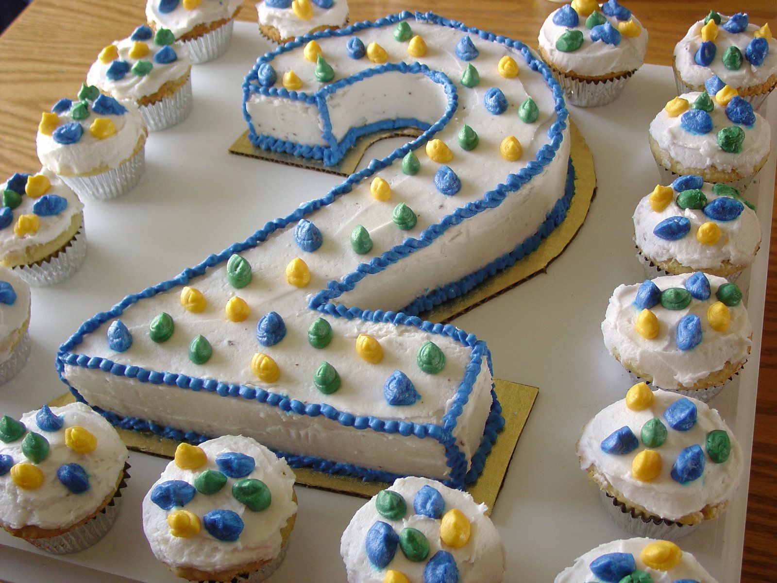 Two Years Old Birthday Party Ideas  birthday cake for boys