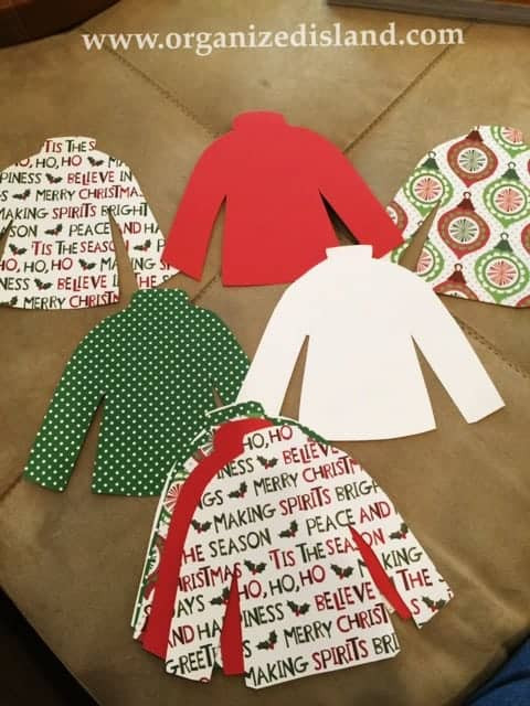 Ugly Christmas Sweater Party Decoration Ideas  Ugly Christmas Sweater Decor