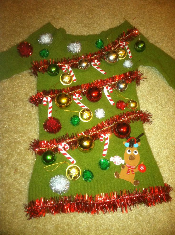 Ugly Christmas Sweater Party Decoration Ideas  Ugly Christmas Sweater Party Ideas Christmas Celebration