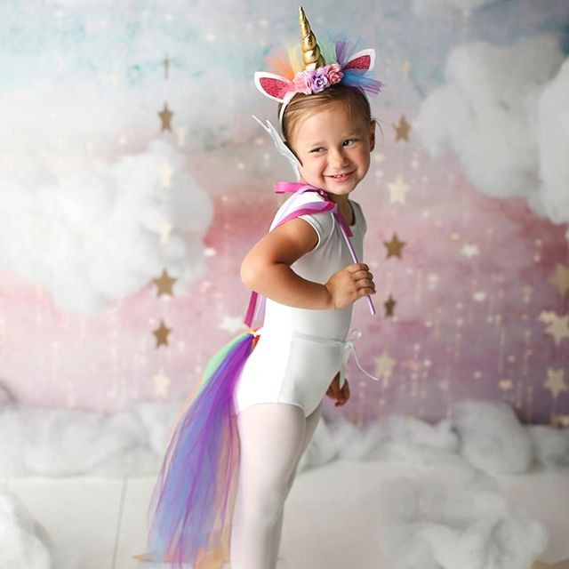 Unicorn Costume Child Diy  15 DIY Unicorn Costume Ideas Best Girls Unicorn