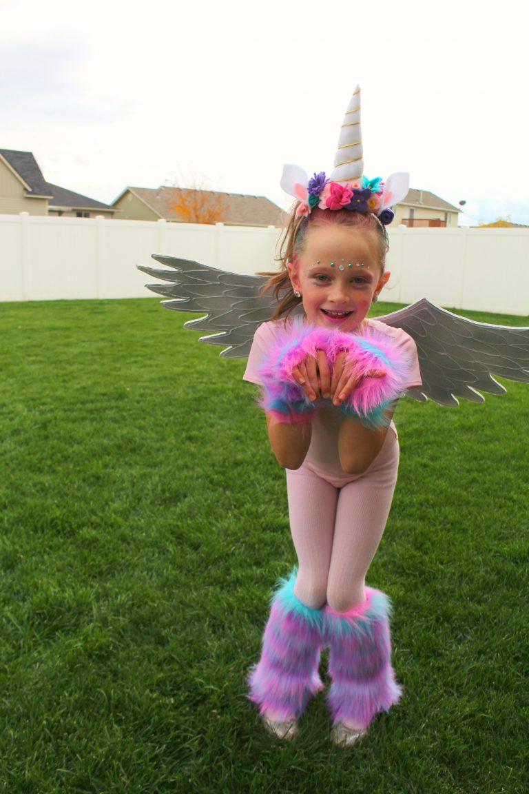 Unicorn Costume Child Diy  11 Rainbow Unicorn Costume Ideas to DIY or Buy
