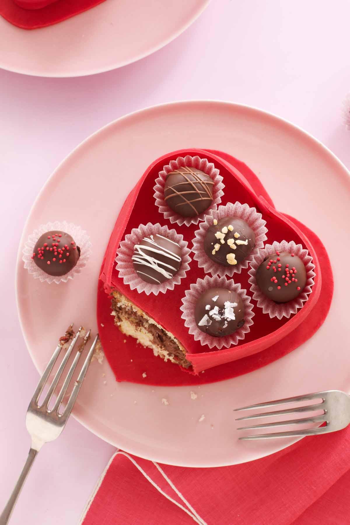 Valentine Day Recipes Dessert  40 Valentine's Day Desserts Best Recipes for Valentines