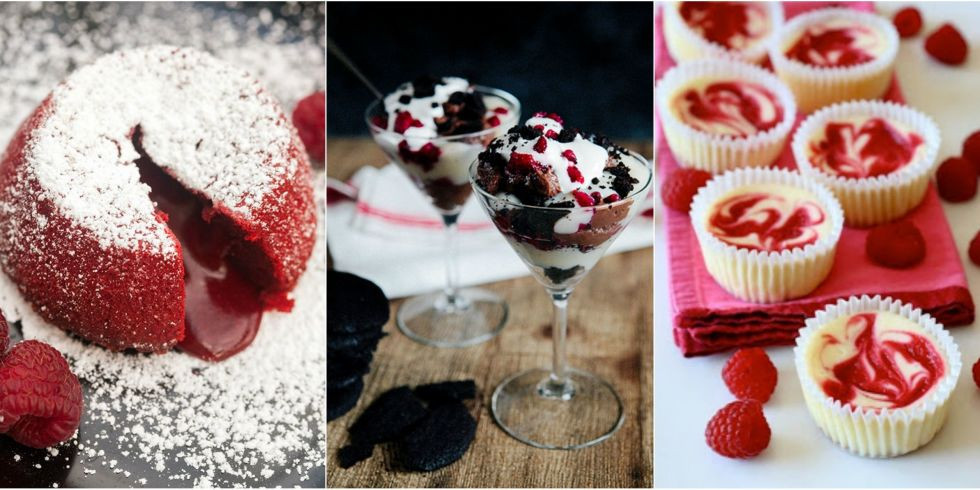 Valentine Day Recipes Dessert  Valentine s Day Dessert Recipes and Ideas for Lovers