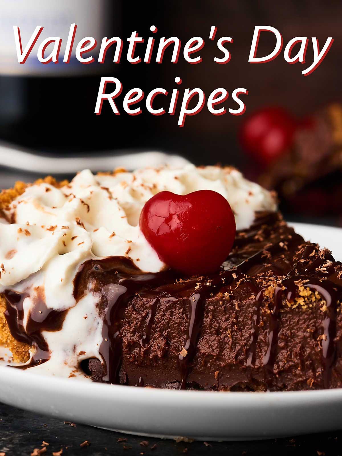Valentine Day Recipes Dessert  Easy Valentine s Day Recipes 2017 Show Me the Yummy