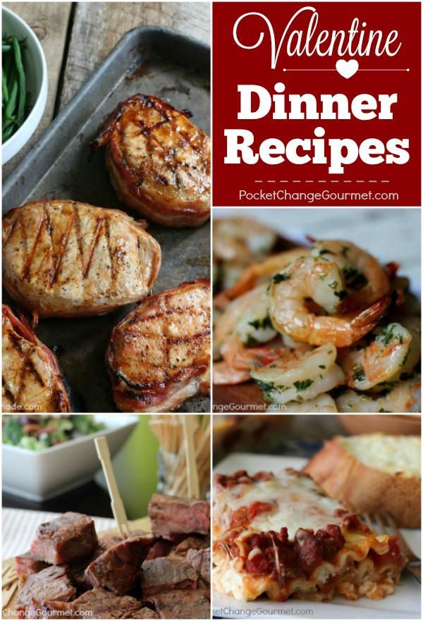Valentine Dinner Recipes  Valentine Dinner Recipes Recipe