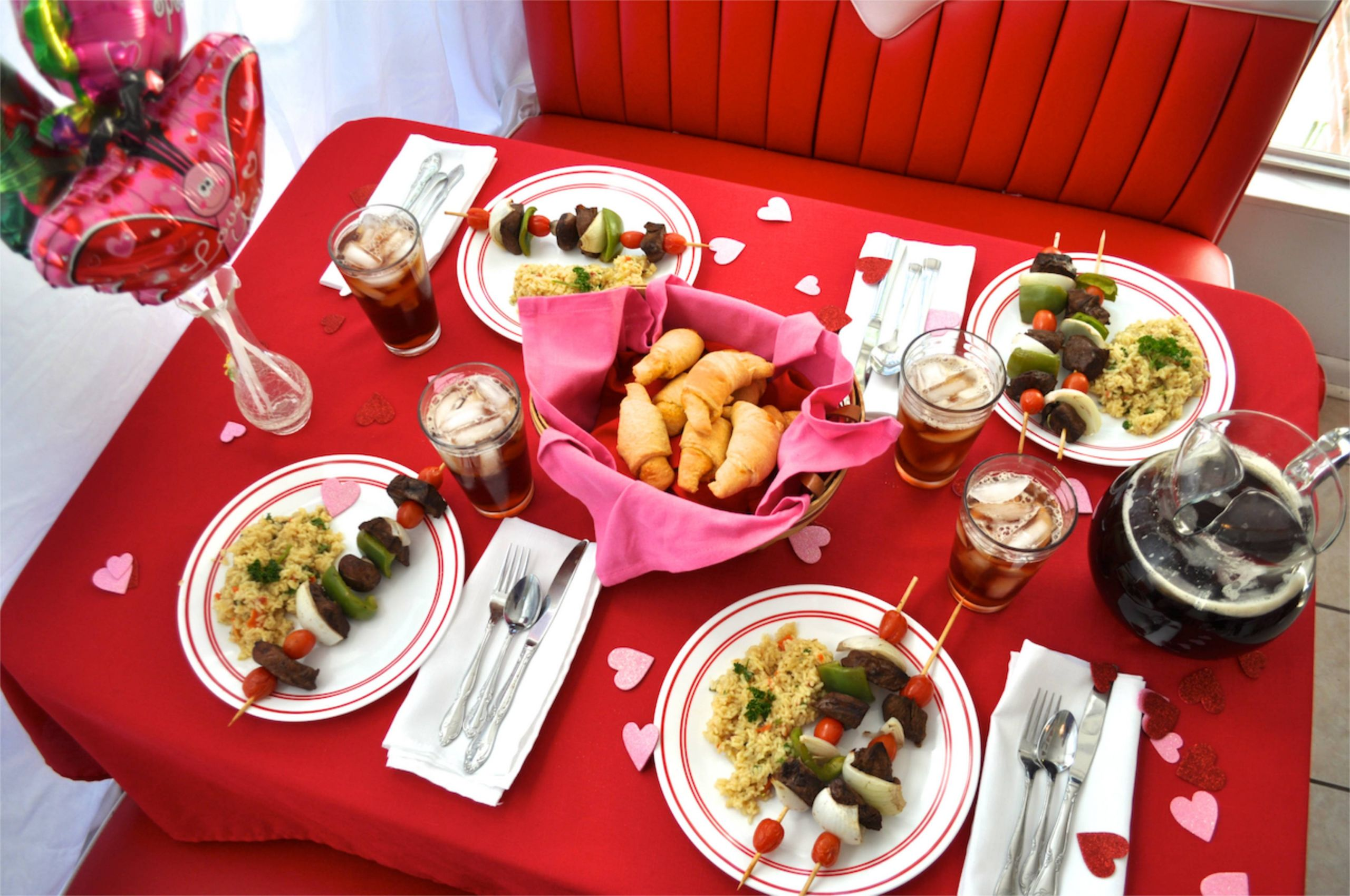 Valentine Dinner Recipes  Valentines Dinner Ideas with 5 Lovingly Dishes