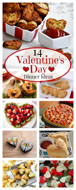 Valentine Dinner Recipes  14 Valentine s Day Dinner Ideas – Fun Squared