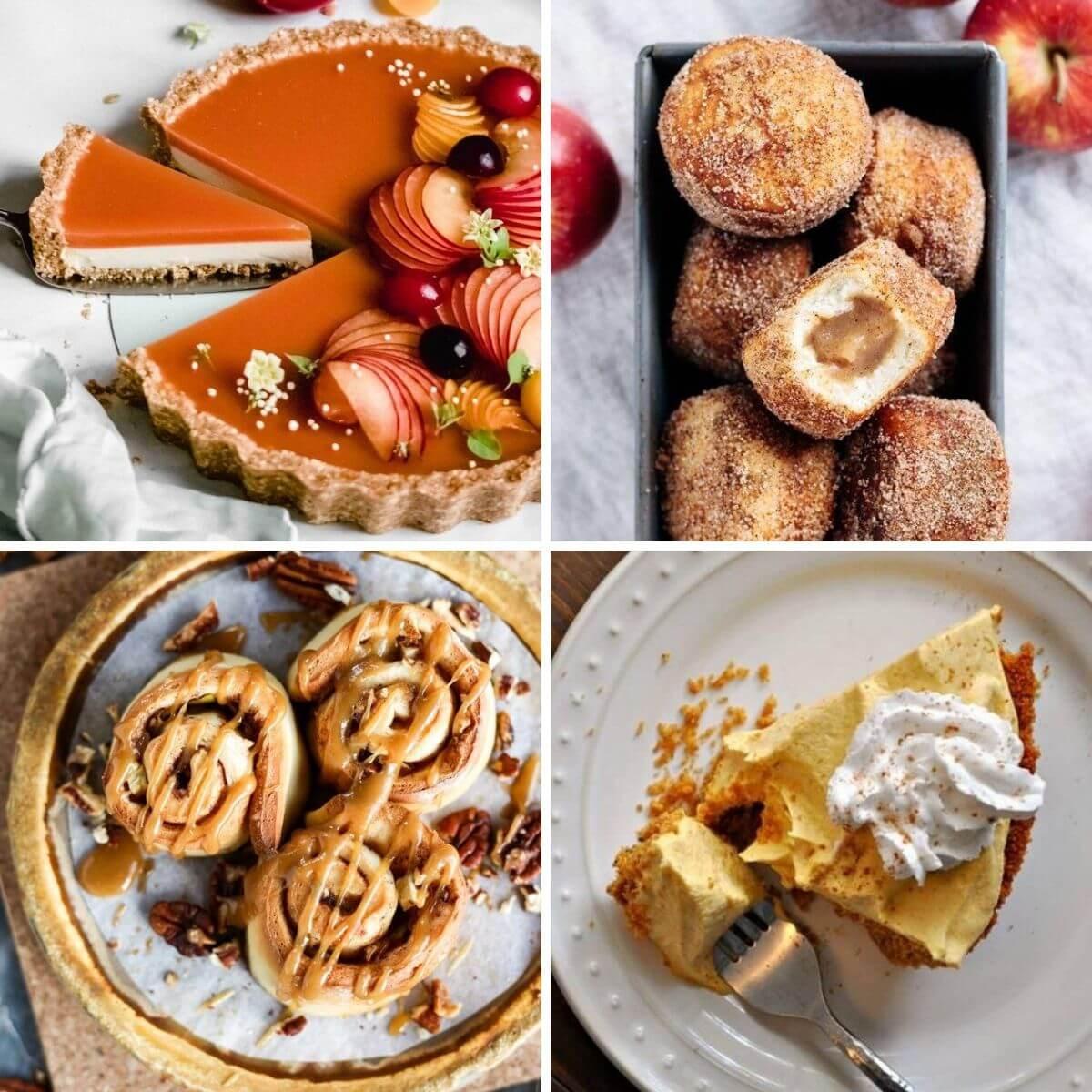 Vegan Fall Desserts  30 Heavenly Vegan Fall Dessert Recipes
