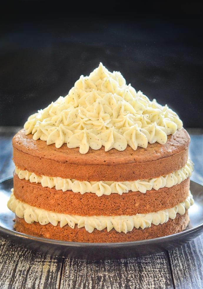 Vegan Lemon Cake Recipes  Earl Grey Vegan Cake with Lemon Frosting A Virtual Vegan