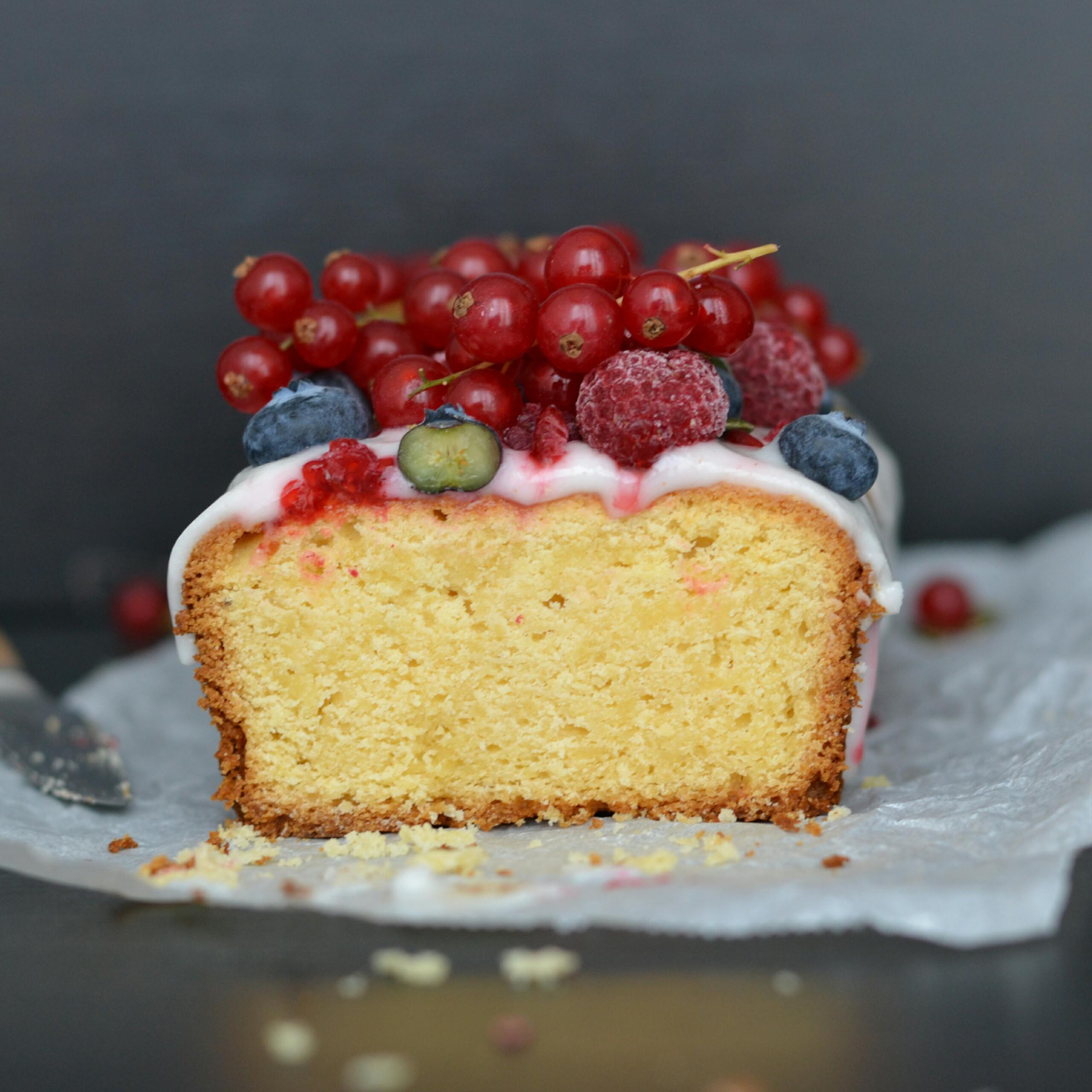 Vegan Lemon Cake Recipes  Gluten free vegan cake Anne Travel Foo