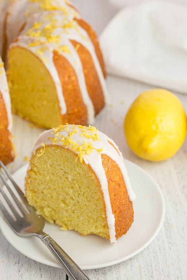 Vegan Lemon Cake Recipes  The Best Vegan Lemon Cake Vegan Yumminess