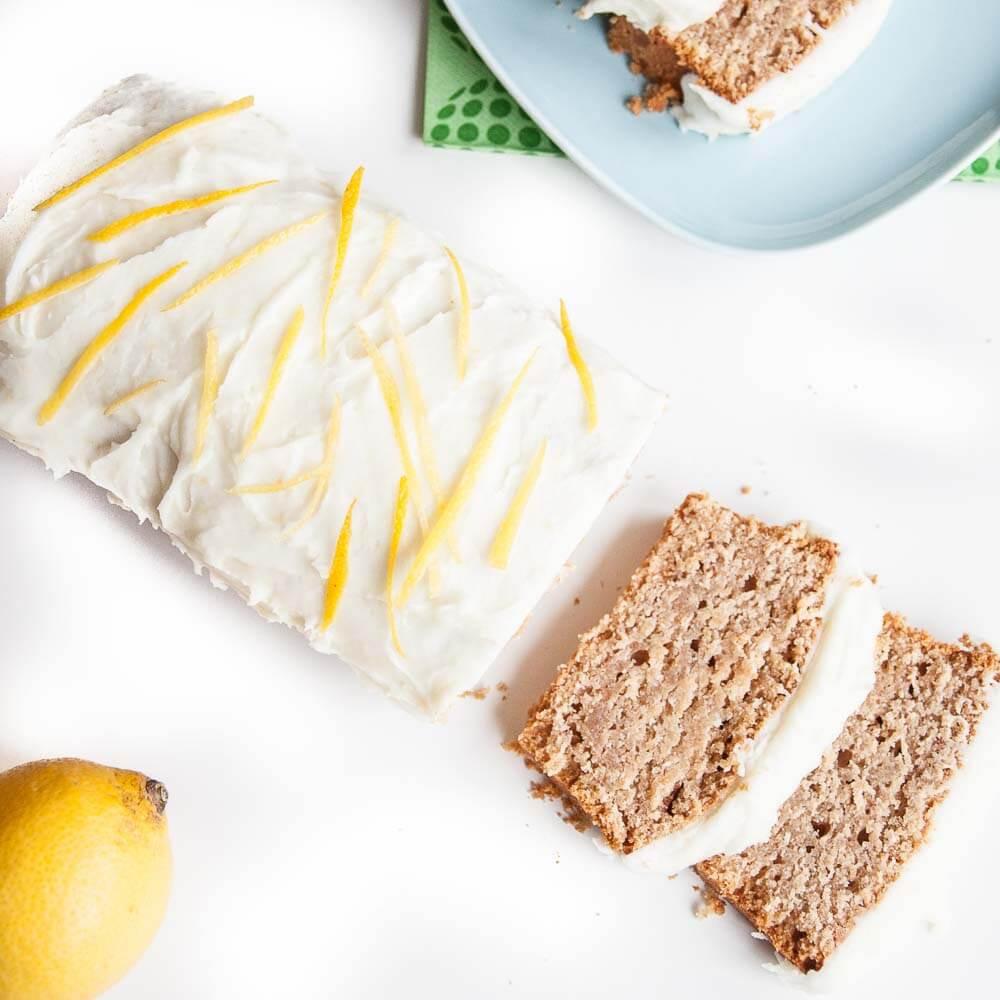 Vegan Lemon Cake Recipes  Vegan Lemon Loaf Cake Vegan Family Recipes