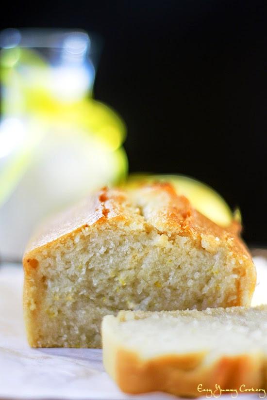Vegan Lemon Cake Recipes  Vegan Lemon Cake Easy Yummy Cookery