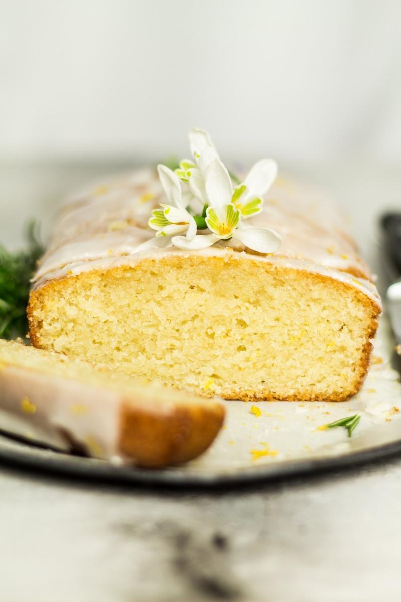 Vegan Lemon Cake Recipes  Vegan lemon drizzle cake Lazy Cat Kitchen