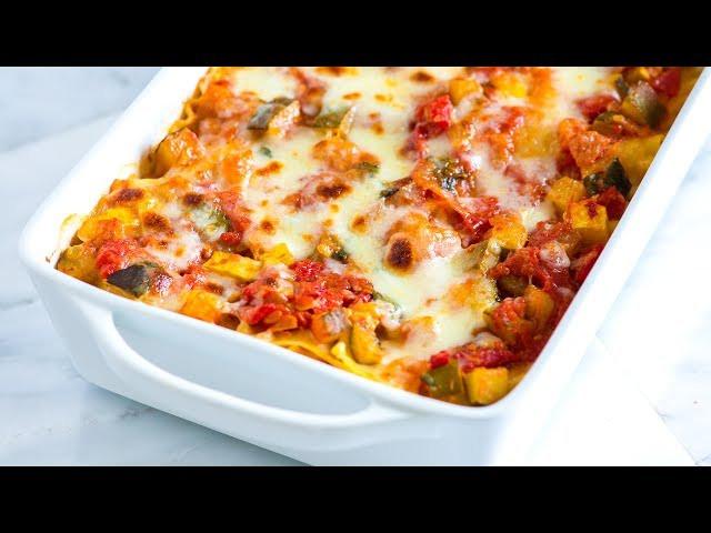 Vegetarian Lasagna Epicurious  Joy Behar Lasagna Recipe Epicurious