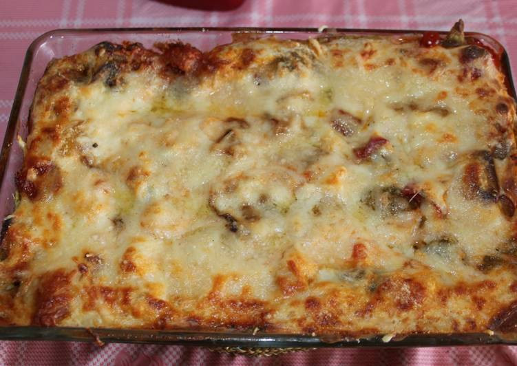 Vegetarian Lasagna Epicurious  Ve arian Lasagna Delight Epicurious Cookbooks