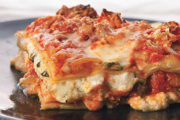 Vegetarian Lasagna Epicurious  Find the recipe for Lasagna with Turkey Sausage Bolognese