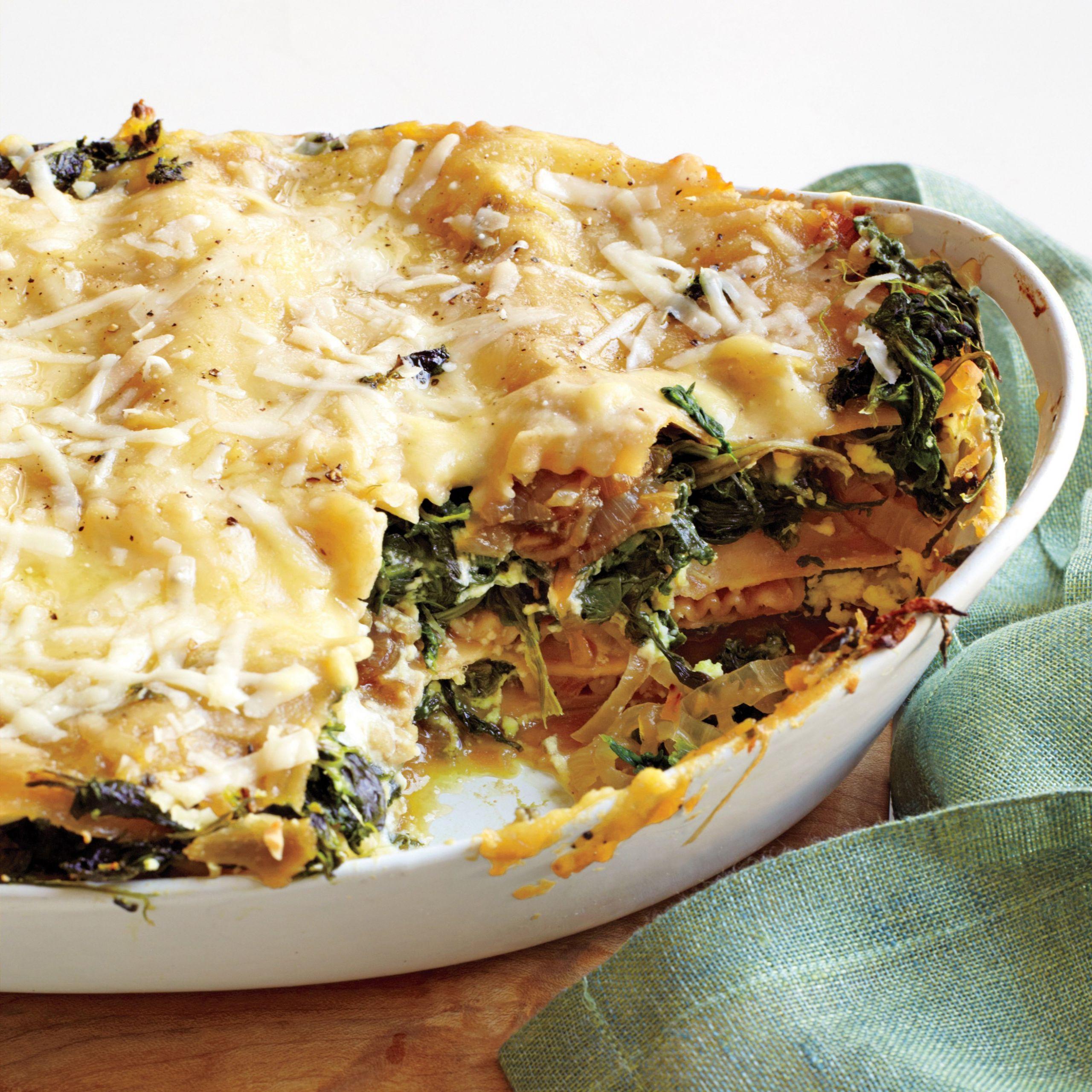 Vegetarian Lasagna Epicurious  The Best Ve arian Lasagna Epicurious Home Family
