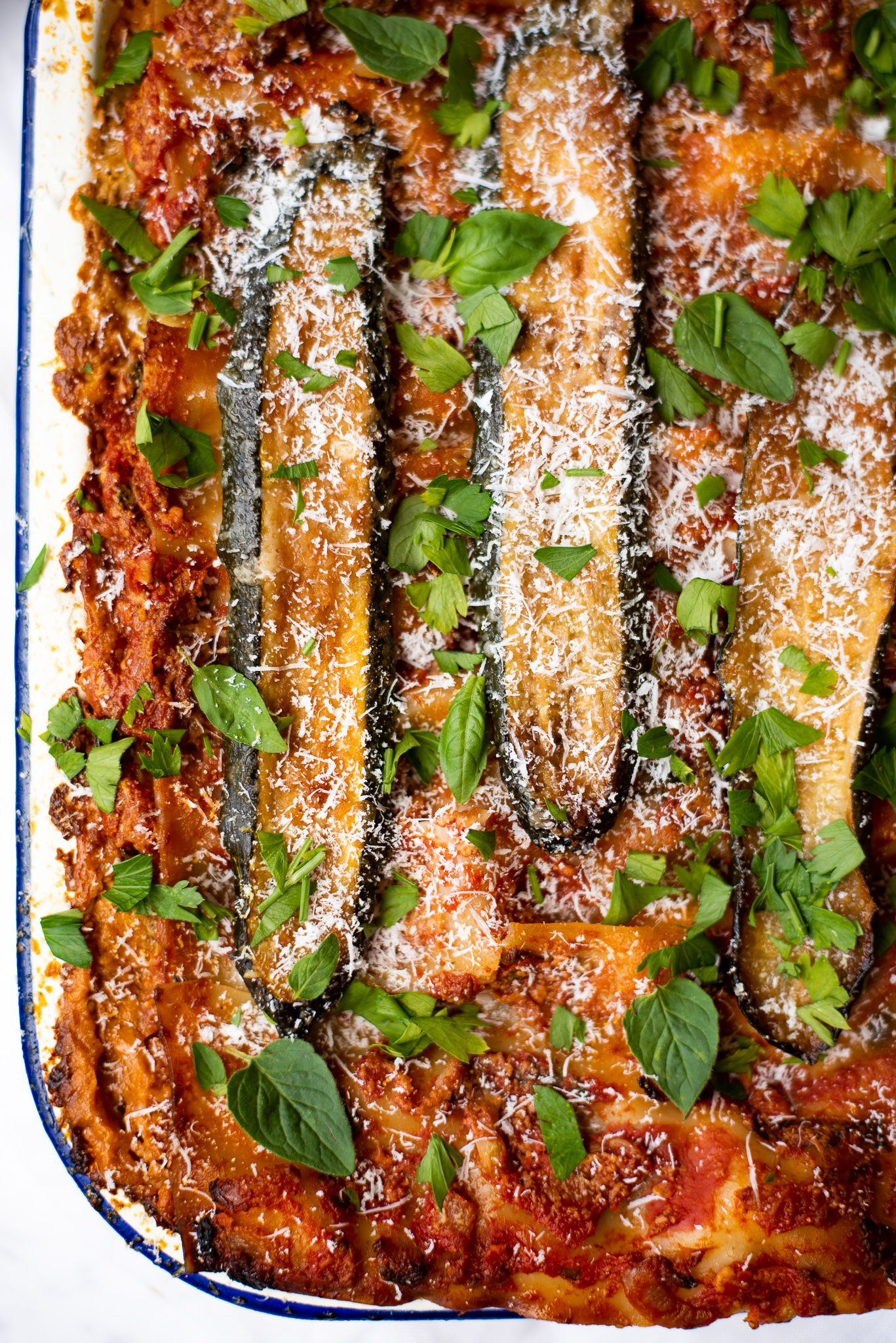 Vegetarian Lasagna Epicurious  Vegan Roast Veggie Lasagna Recipe