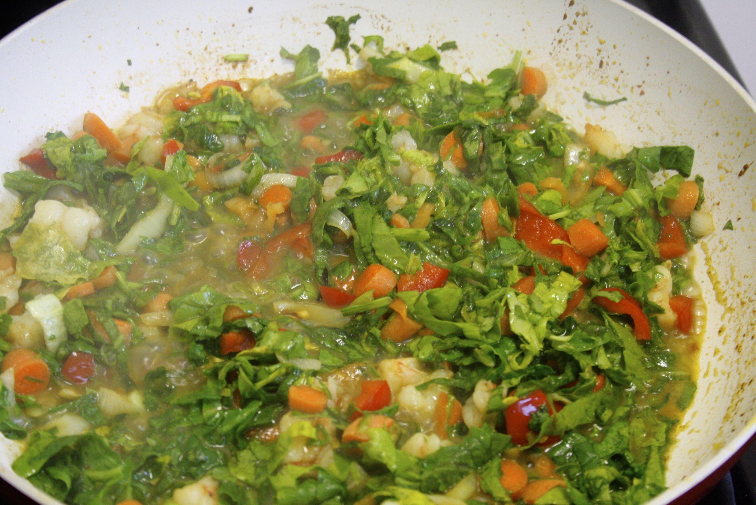 Vegetarian Sauces Recipes  Sweet Potato Salmon and Ve able Sauce