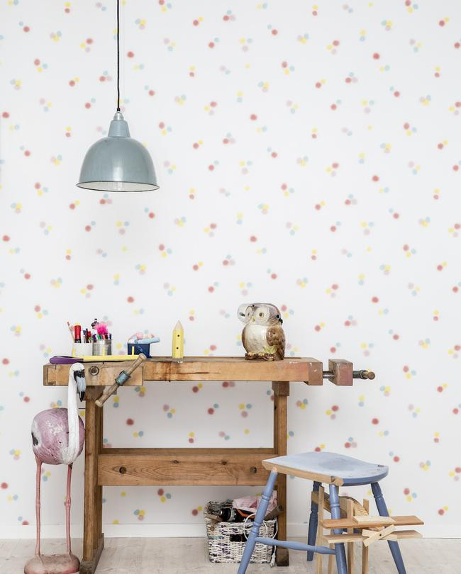 Wall Paper For Kids Room  When Wallpapers Add an Original Touch to Your Kids Room