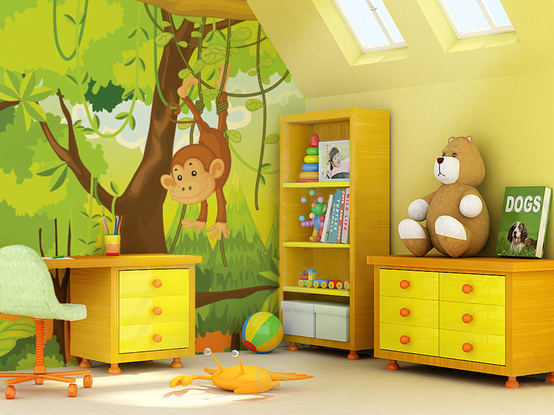 Wall Paper For Kids Room  Wallpapers for Every Room