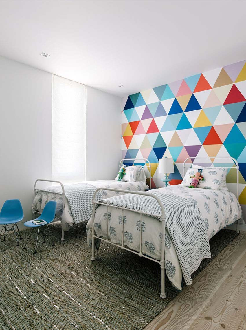 Wall Paper For Kids Room  10 Wallpapers to Treat Your Kid s Bedrooms