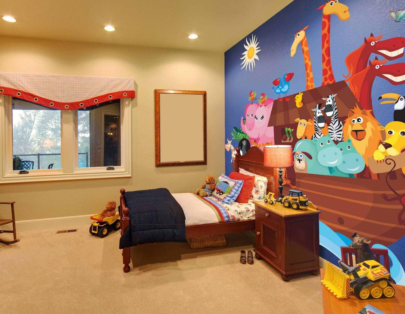 Wall Paper For Kids Room  Kids Bedroom Wallpapers