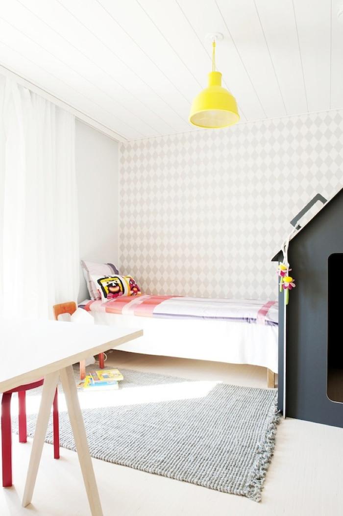 Wall Paper For Kids Room  Rafa kids modern wallpaper for kids room