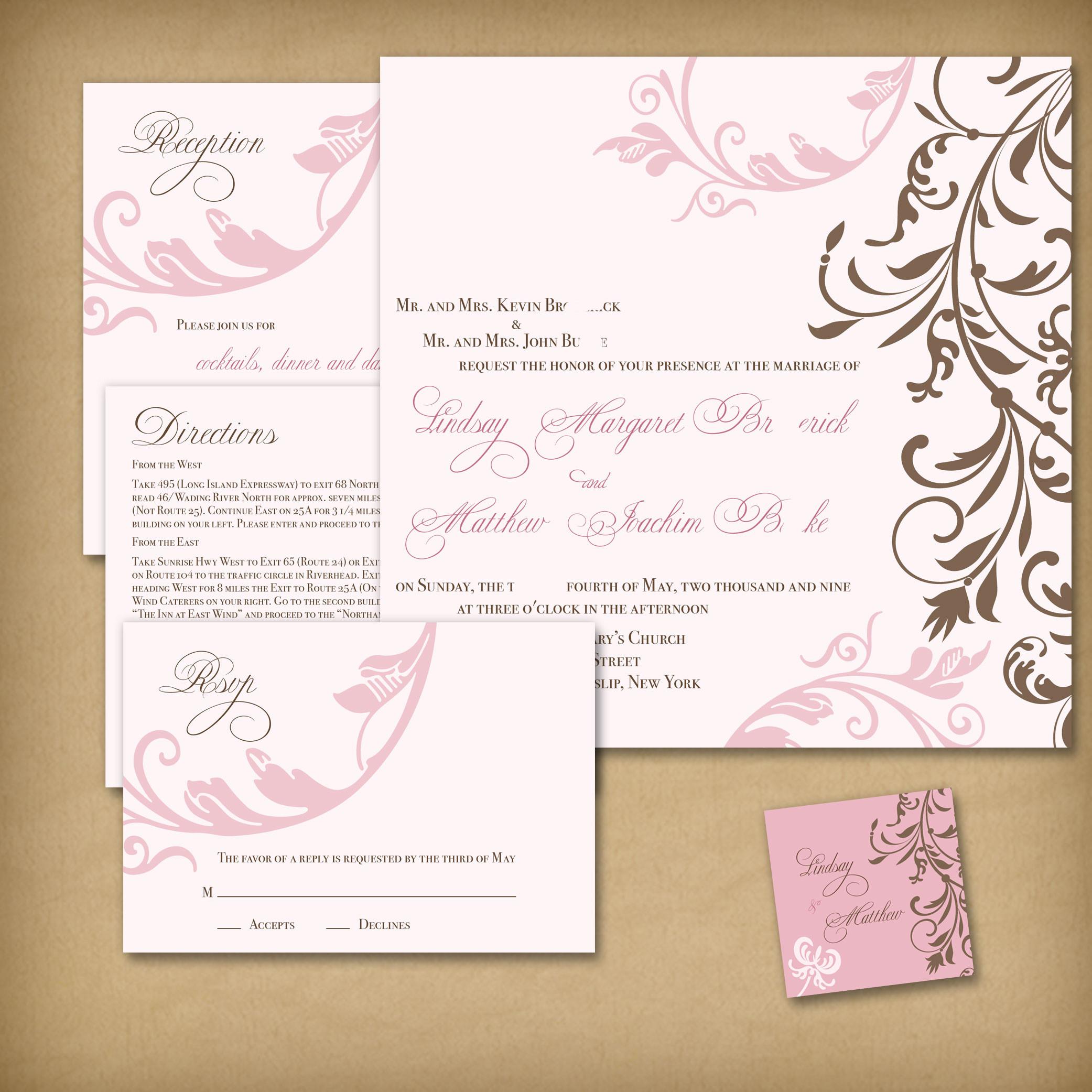 Wedding Email Invitations  Free Wedding Email Invitations Wedding Invitation Collection