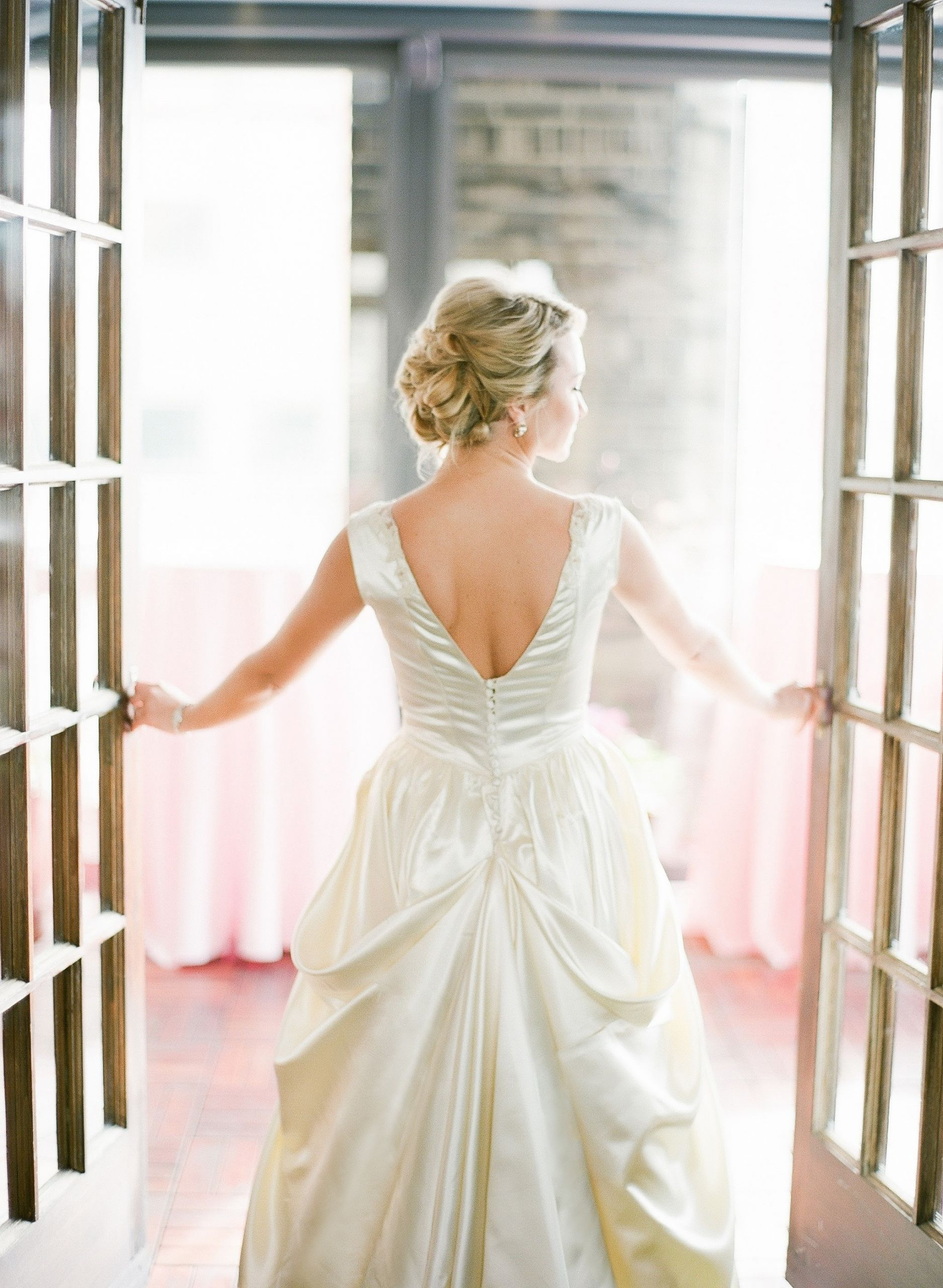 Wedding Gown Bustle  How to Pick the Best Bustle for Your Wedding Dress Wo's