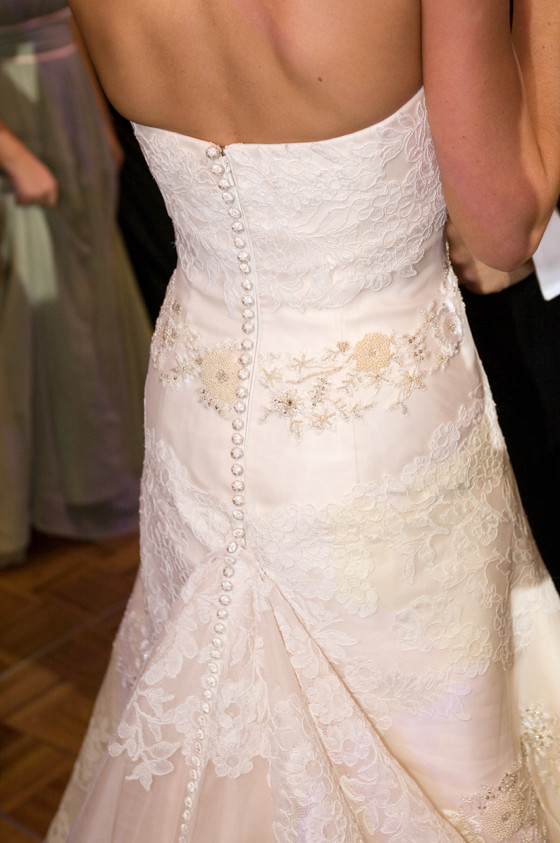 Wedding Gown Bustle  Wedding Gowns The Best Bustle for Your Wedding Dress