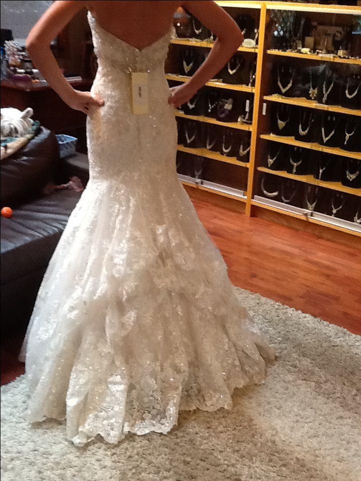 Wedding Gown Bustle  28 best WEDDING Dress Bustle images on Pinterest